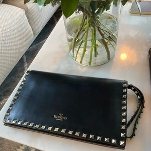 Brand New Authentic Valentino Leather Handbag